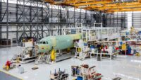 Airbus assembly line