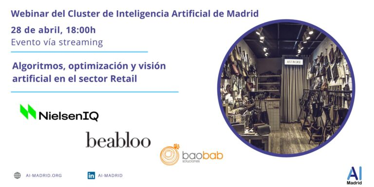 Algoritmos, optimización y visión artificial en el sector Retail