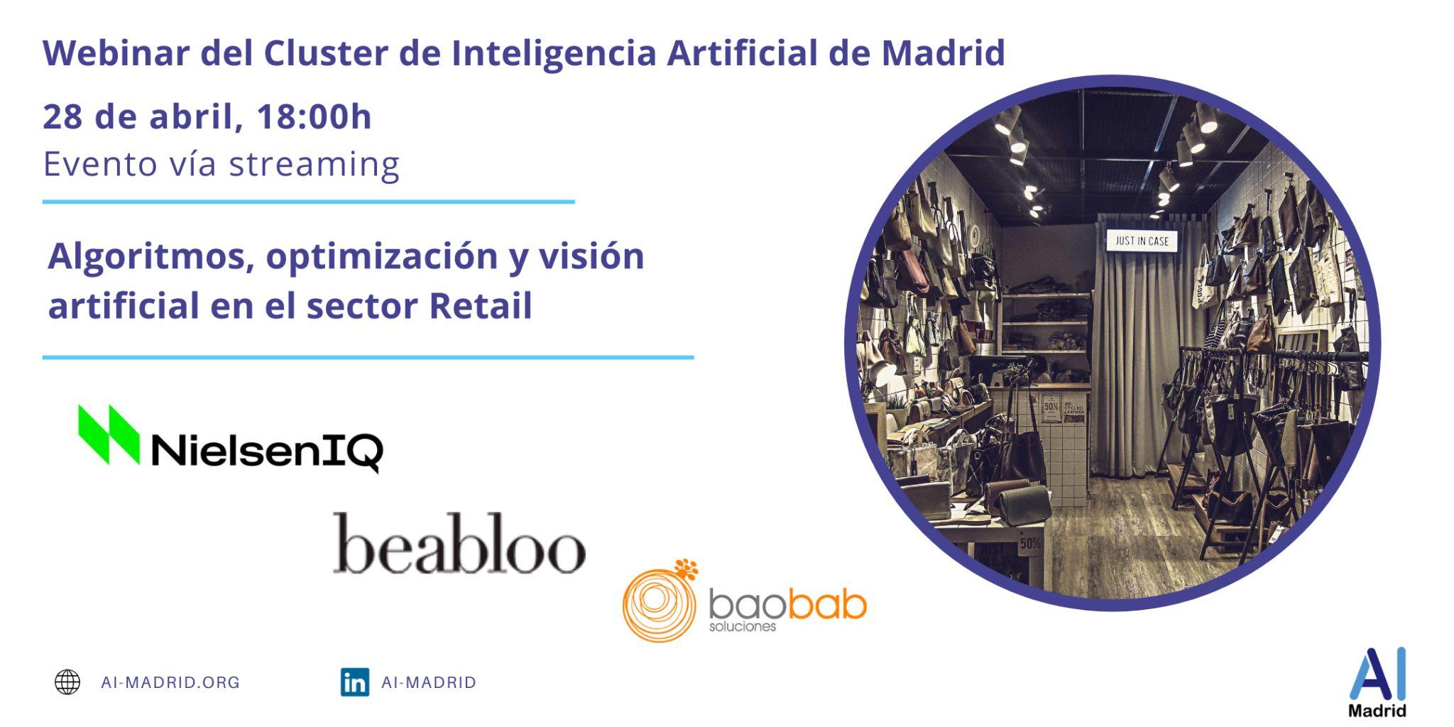Algoritmos, optimización y visión artificial en el sector Retail