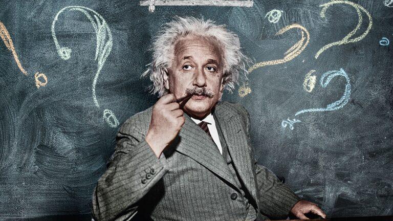 La solución al acertijo de Einstein
