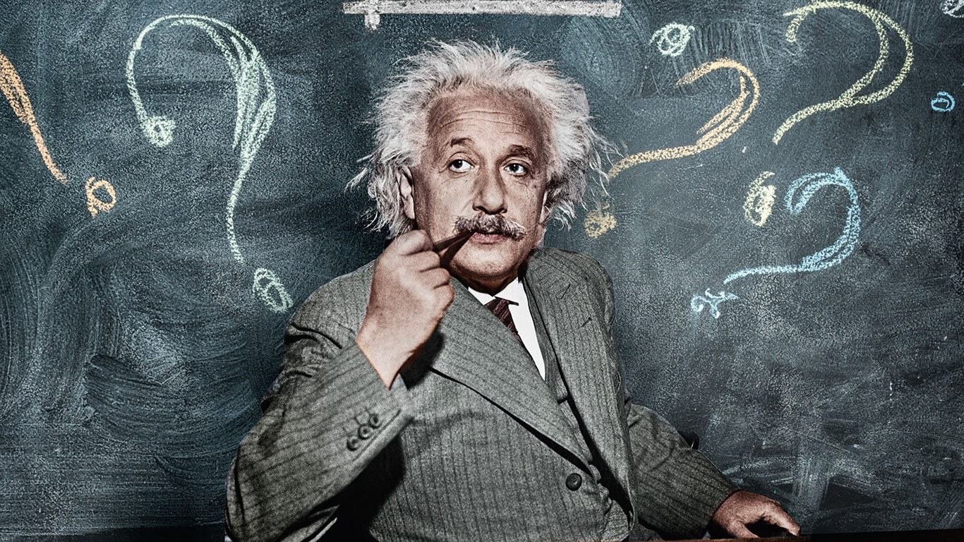 Solving Einstein's riddle